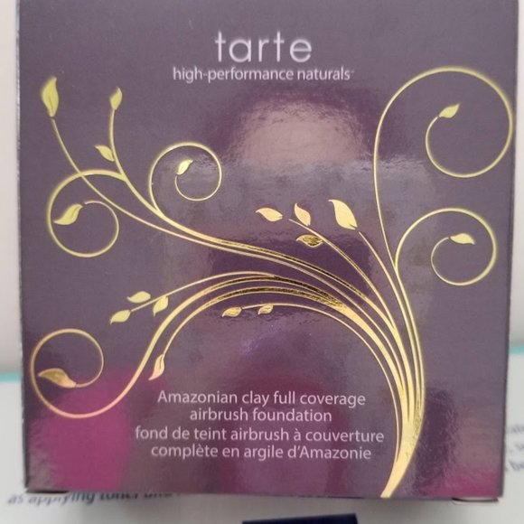 TARTE Other - TARTE Amazonian clay airbrush foundation